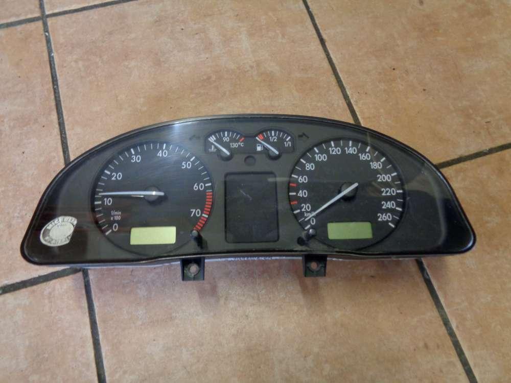 VW Passat 3B Bj:1997 Tacho Kombiinstrument Tachometer 0905-194-0090