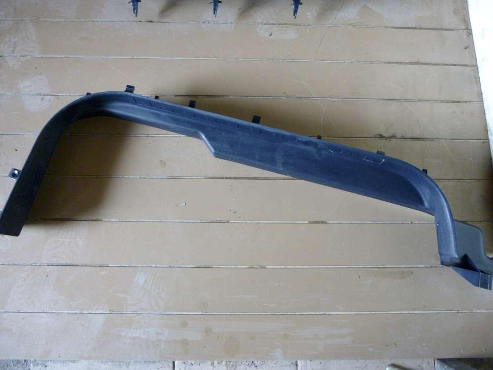Renault Espace IV Einstiegsleiste Vorne Rechts dunkelblau 8200012231