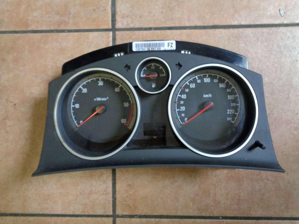 Opel Astra H Bj:2008 Tacho Kombiinstrument 13267544