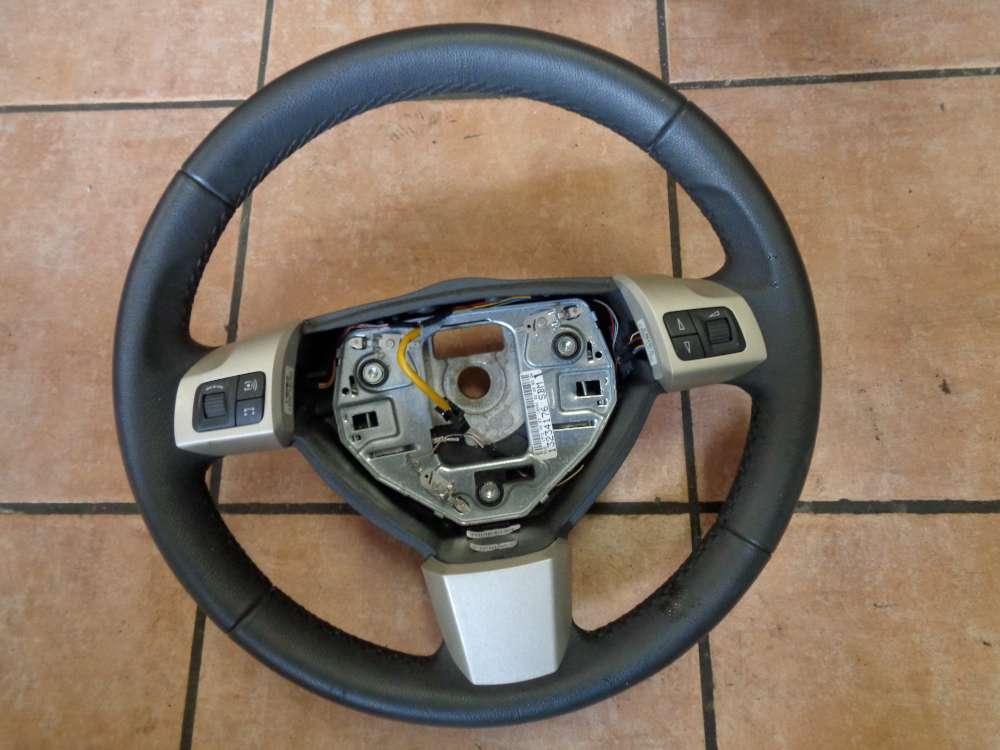 Opel Astra H Bj:2008 Lenkrad Multifunktionslenkrad Leder 13234176 SBM