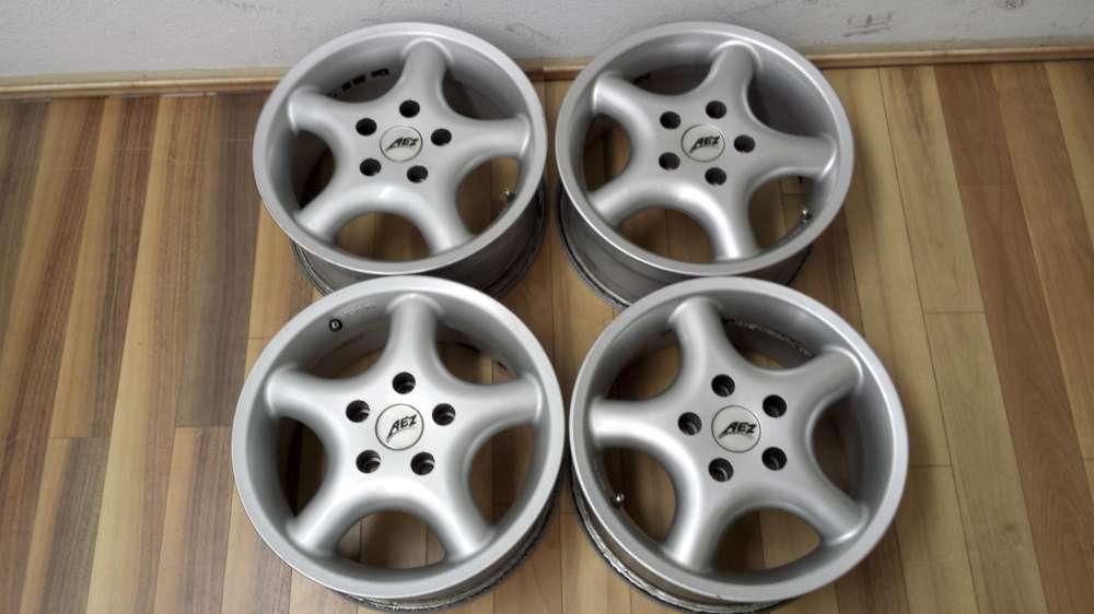 4  Alufelgen 7Jx 15 ET:38 Opel  (Vectra , Signum , Astra,  Zafira)