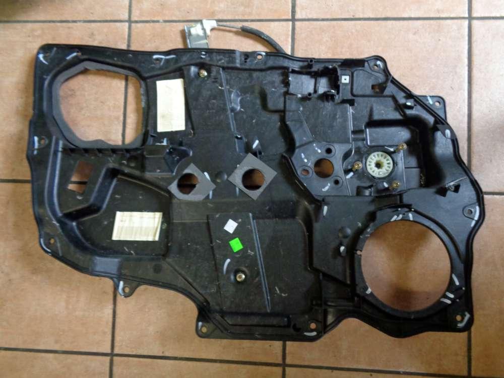 Mazda 2 DY Bj 2004 Fensterheber Mechanisch Vorne Links 3M71-A045H17