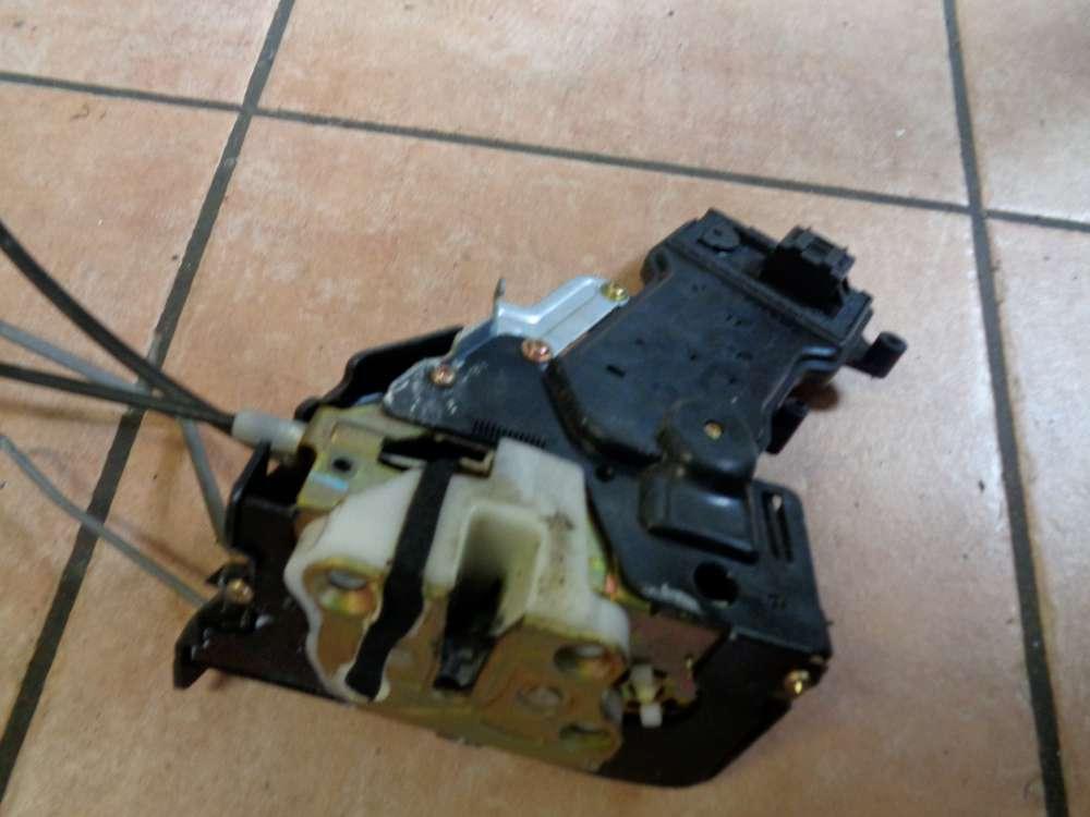 Mazda 2 DY Bj 2004 Türschloss elektr Vorne Links P3M71-A219A65DG