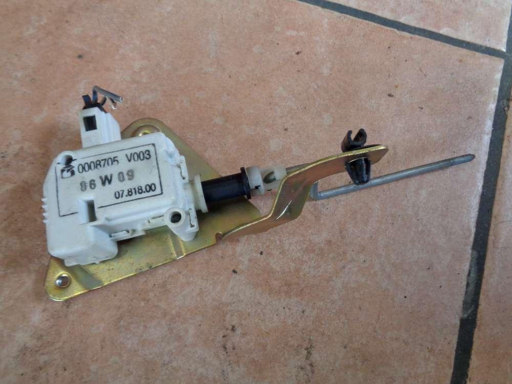 SMART Fortwo MC01 Bj:06 Stellmotor ZV Tankklappe 0008705V003