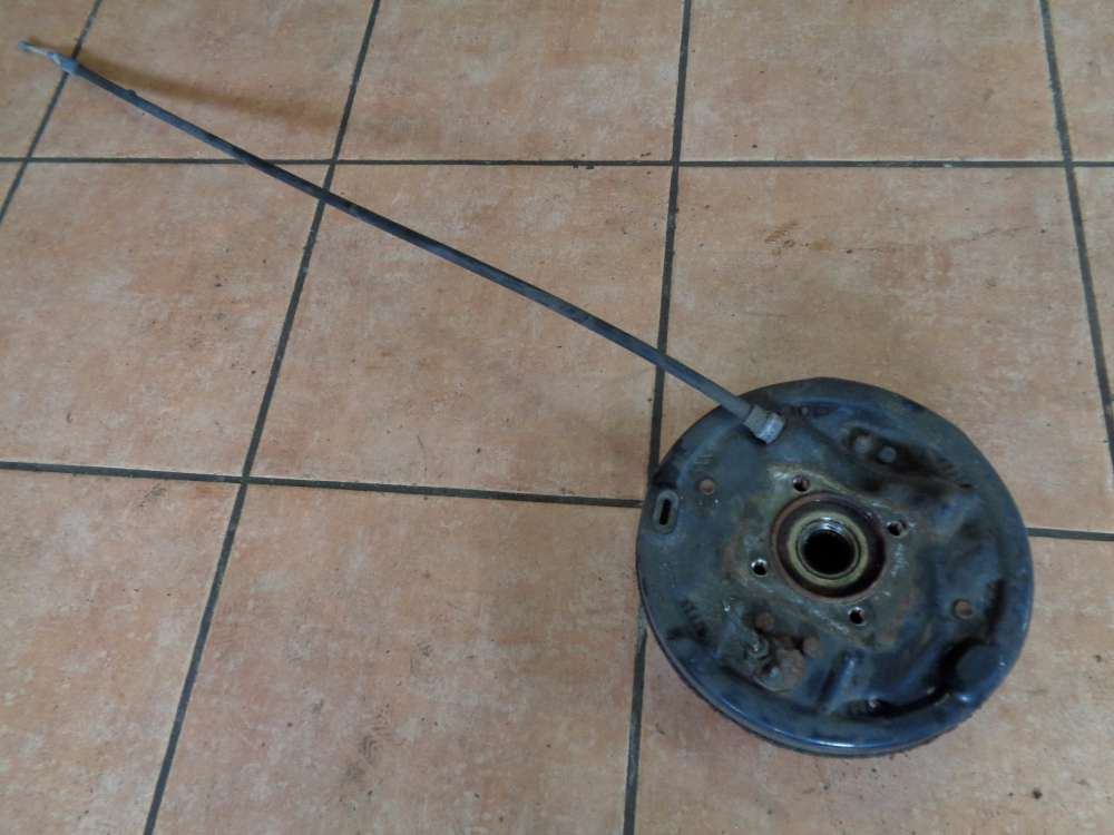 SMART Fortwo MC01 Bj:06 trommelbremse mit Bremsseil Hinten Links 0012162V001