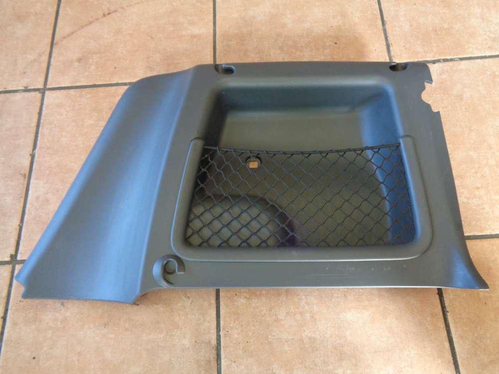 SMART Fortwo MC01 Bj:06 Verkleidung Kofferraum Rechts 0007842V002
