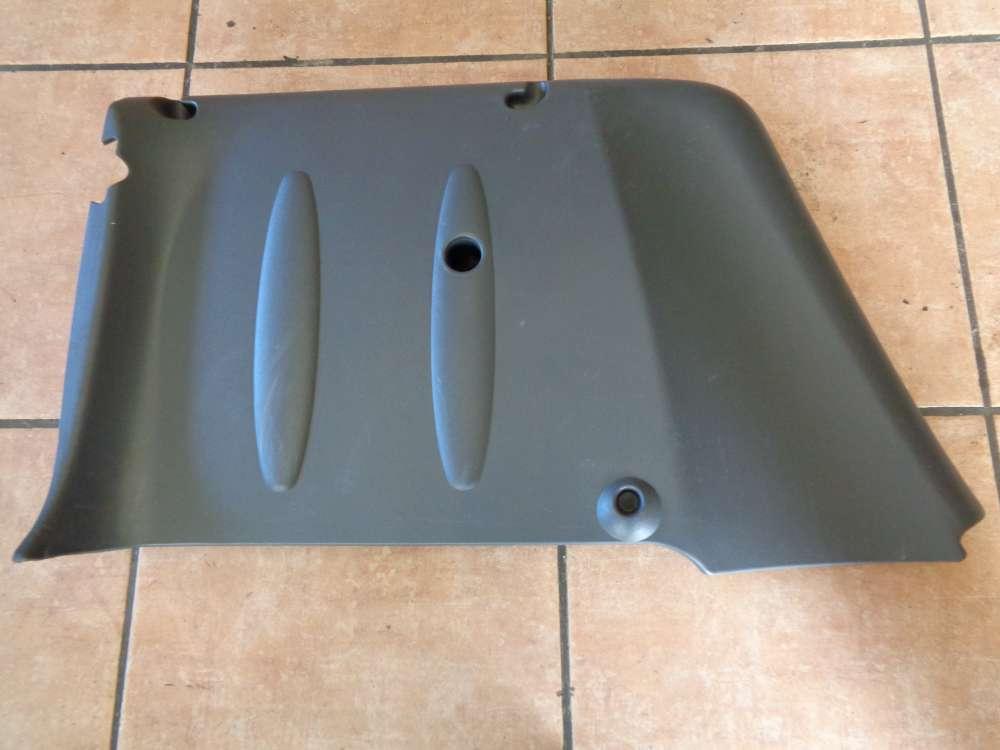 SMART Fortwo MC01 Bj:06 Verkleidung Kofferraum Links 0007842V003
