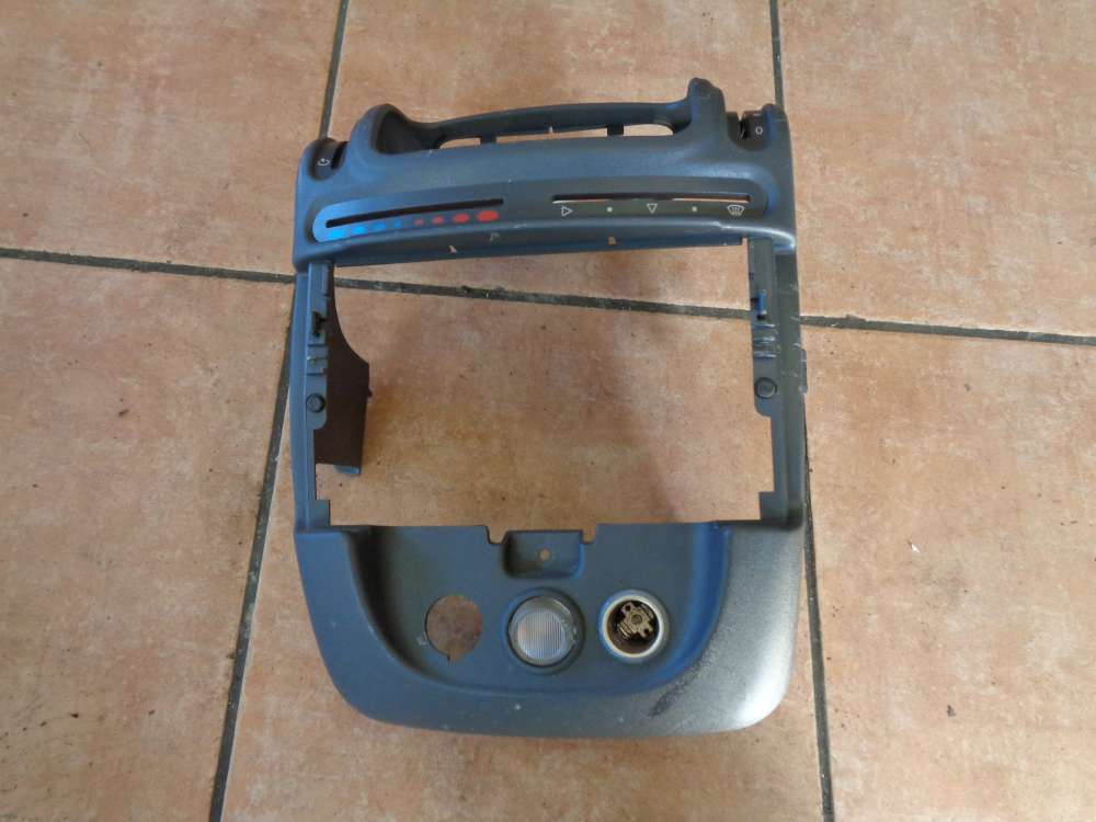 SMART Fortwo MC01 Bj:06 Mittelkonsole Verkleidung 0001807