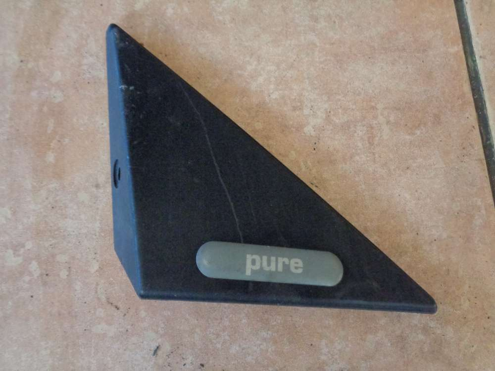SMART Fortwo MC01 Bj:06 Verkleidung Abdeckung Dreiecksverkleidung Rechts 0000982V008