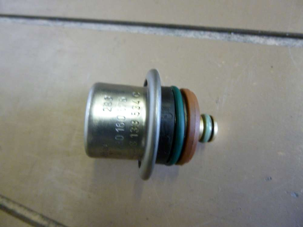Benzindruckregler Bosch 0280160575 Audi A4 078133534C Motorsport