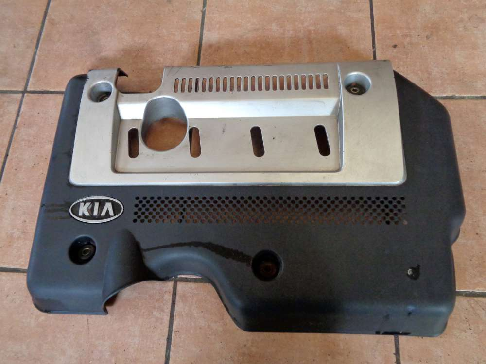 KIA Carens II Motordeckel Motorabdeckung Motorverkleidung