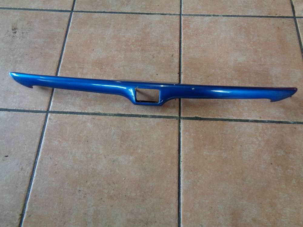 Lancia Zeta Bj 2000 Heckblende Heckleiste Blau