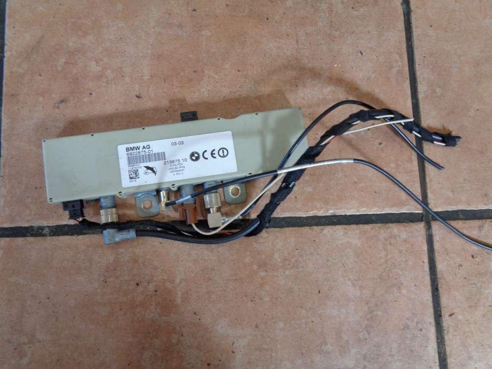 BMW 5er E39 Bj:2003 Verstärker Sperrkreis 6922875-01