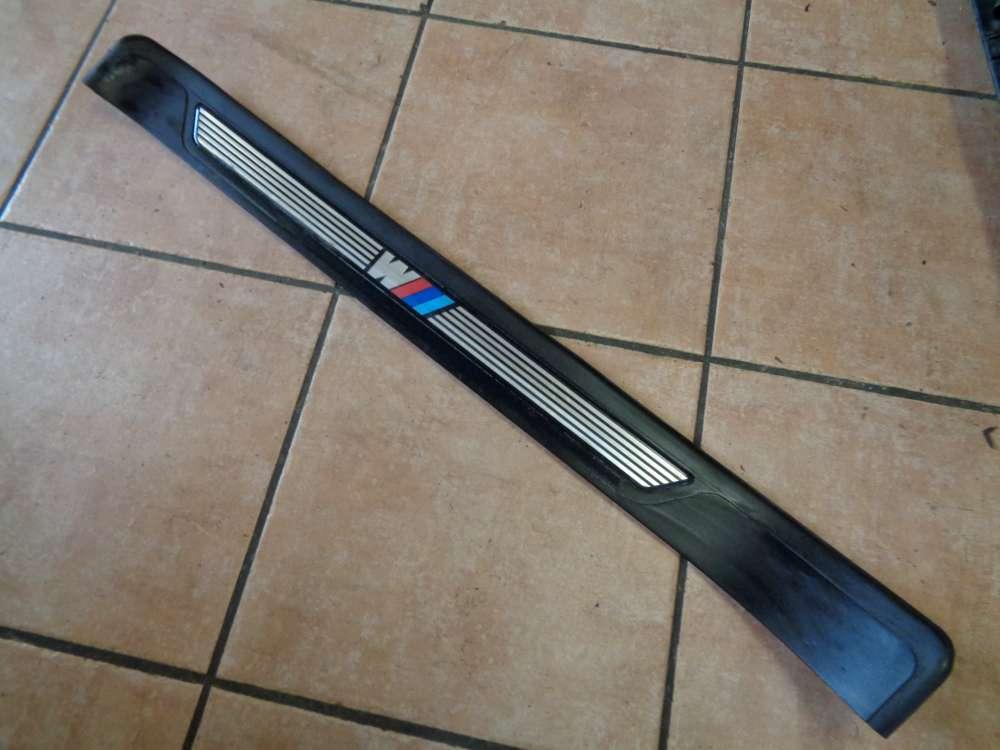 BMW 5er E39 Bj:2003 Einstiegsleite Türleiste Vorne Links 51.47-2494822