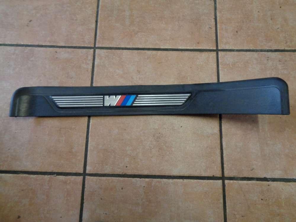 BMW 5er E39 Bj:2003 Einstiegsleite Türleiste Hinten Links 8178124