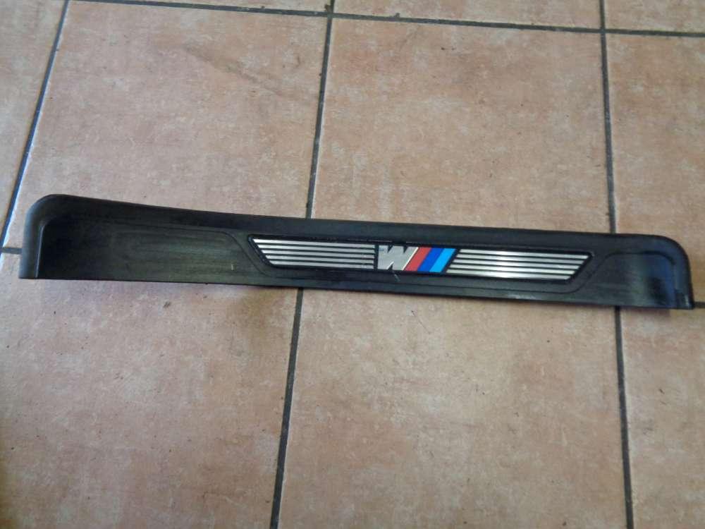 BMW 5er E39 Bj:2003 Einstiegsleite Türleiste Hinten Rechts 8178123