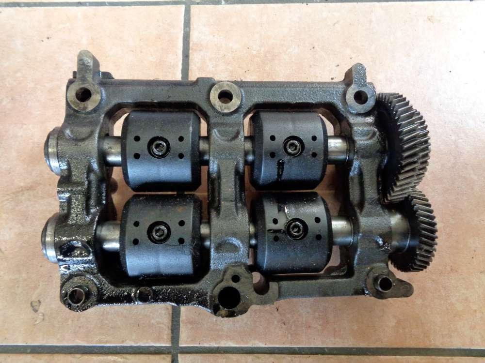 Renault Laguna II 2.2 dci Bj:2003 Ausgleichswellen Ölpumpe Pumpe 8200180602 A