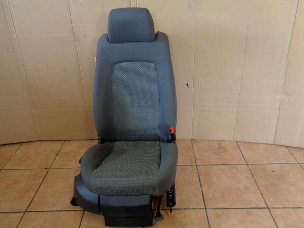 Seat Altea XL 5P Bj:2008 Sitze Beifahrersitz Vorne Rechts grau Stoff