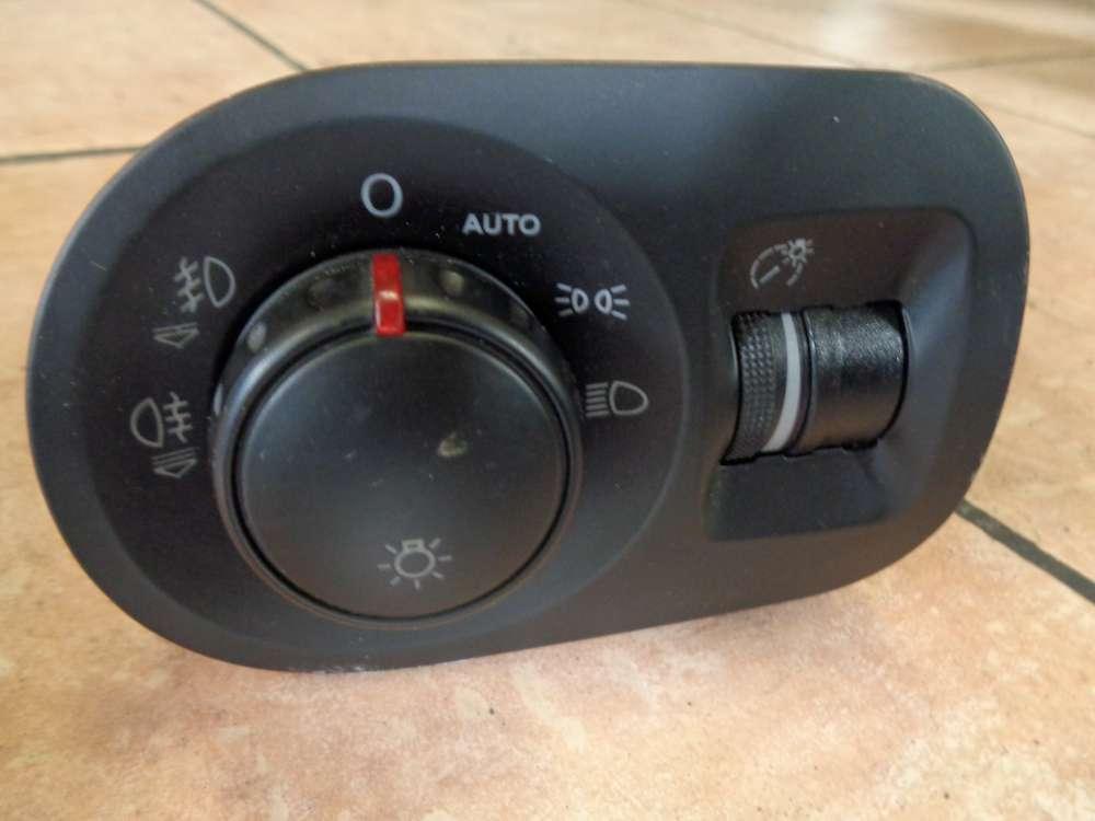 Seat Altea XL 5P Bj:2008 Mehrfachschalter automatisches Fahrlicht 5P0919093