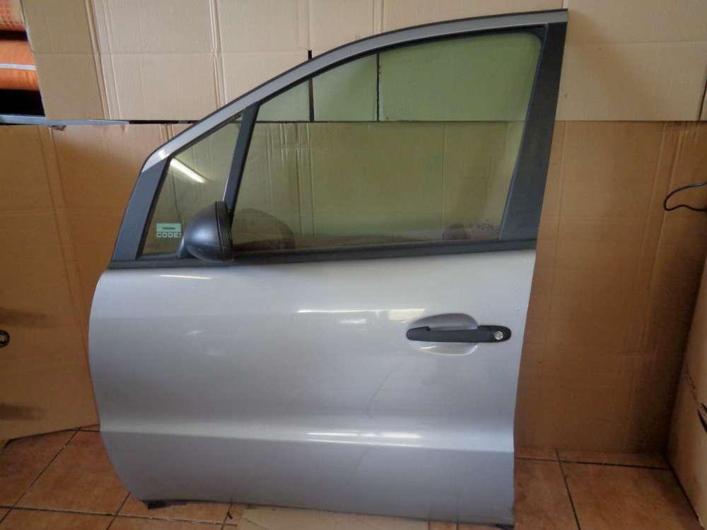 Mercedes A-Klasse W168 Bj:1998 5 Türer Tür Vorne Links silber Farbcode : 706