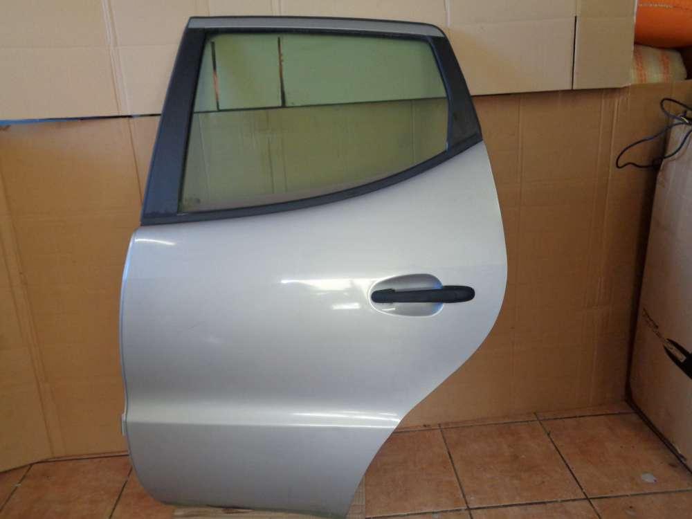 Mercedes A-Klasse W168 Bj:1998 5 Türer Tür Hinten Links silber Farbcode : 706