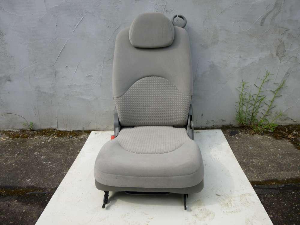 Citroen Xsara Picasso Sitz Rücksitz Rücksitzbank hinten links