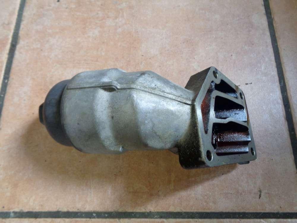 Mercedes A-Klasse W168 Bj:1998 Ölfiltergehäuse A16681800210