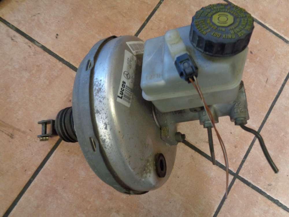 Mercedes A-Klasse W168 Bj:1998 Bremskraftverstärker A0044307030