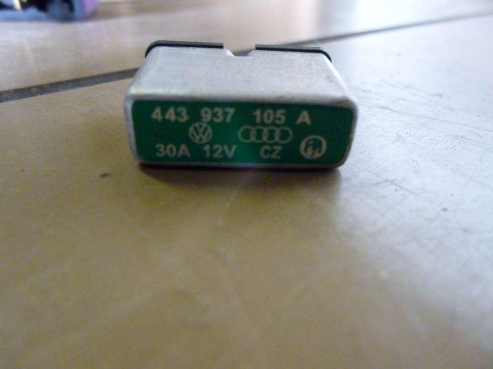 VW Audi   Thermosicherung 443937105A / 30A 12V