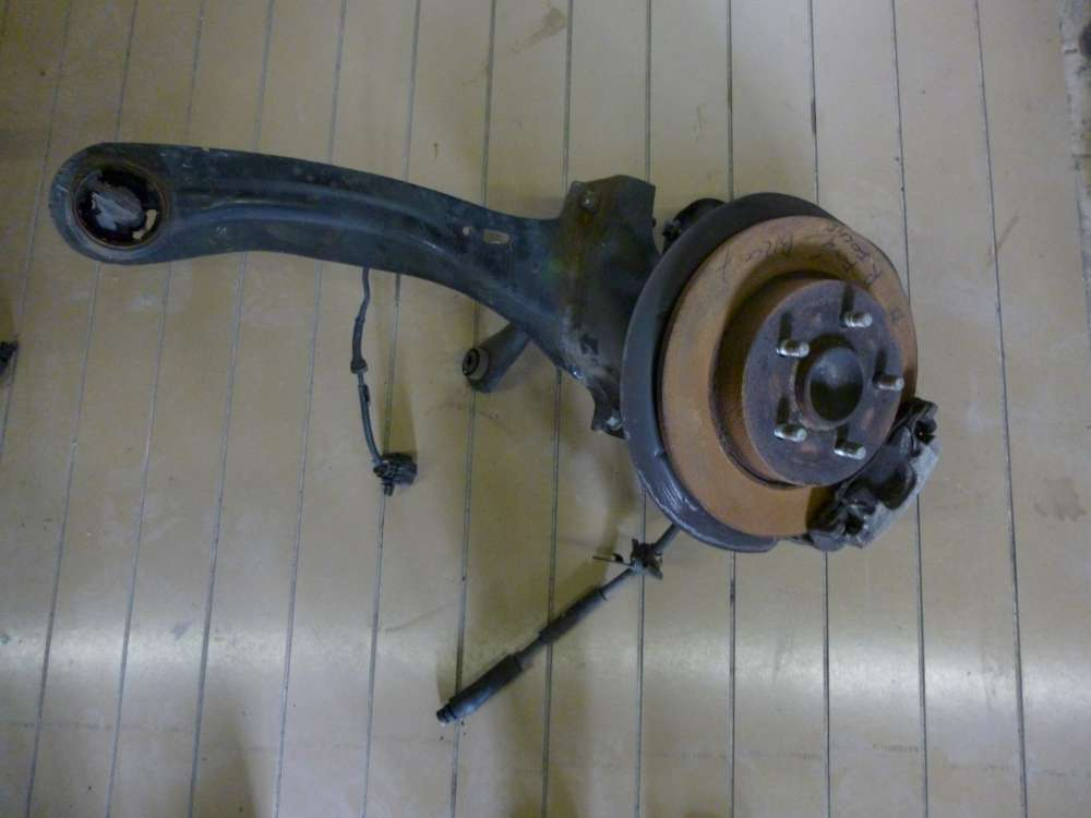 Ford Focus  III 3 DYB Achsschenkel Radnabe mit Bremssattel Hinten Rechts
