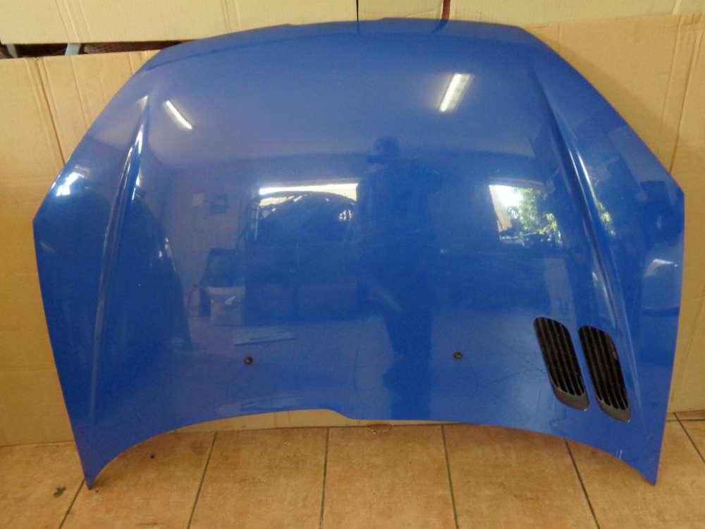 Peugeot 206 Bj:2000 Motorhaube Blau Farbcode : EHJ