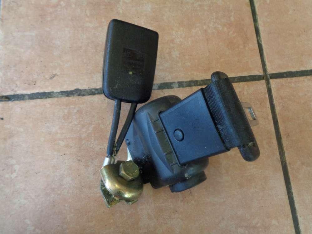 VW Passat 3B Bj.2000 Sicherheitsgurt Rücksitzbank 3B0857813B