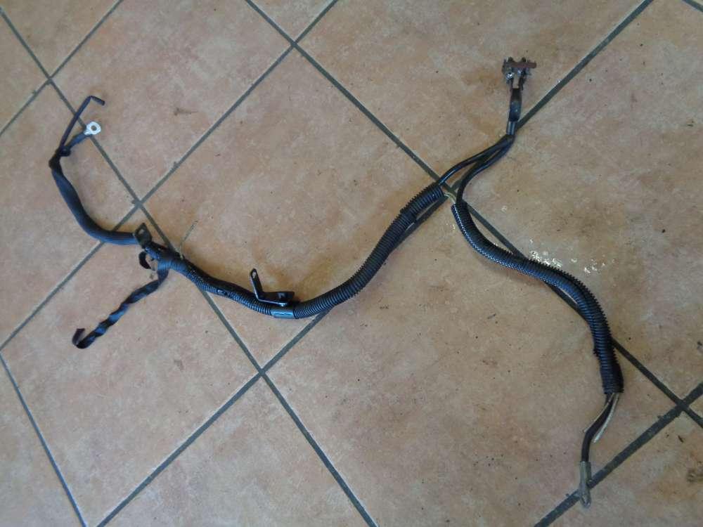 Peugeot 307 RHR Bj:2004 Batterie Minus Masse Kabelbaum Kabelsatz Kabel