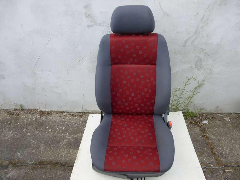 Seat Ibiza 6K Bj.1999 Beifahrersitz Vorne Rechts Original mit Airbag