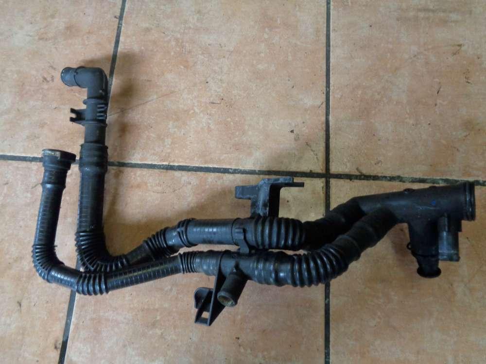 Ford Focus II Thermostatgehäuse Kühlerschlauch 9647768980