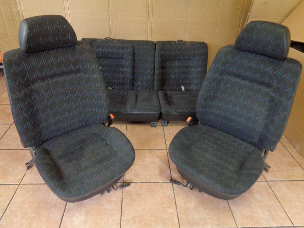VW Golf 3 Kombi Sitze Innenaustattung Komplett Stoffsitze