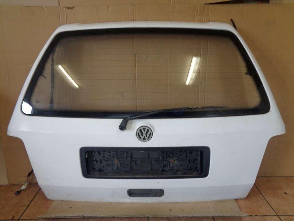 VW Golf III Kombi Kofferraum Heckklappe Weiß Farbecode : LB9A