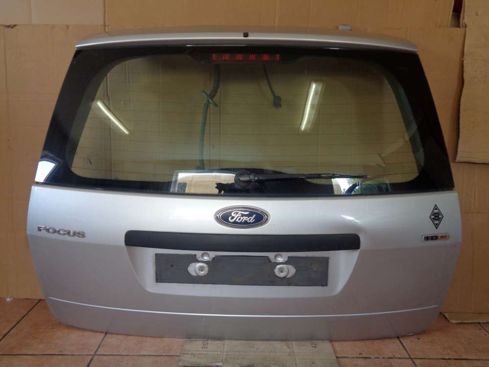 Ford Focus II DA3 Kombi Bj:2006 Heckklappe grau Farbcode : O3