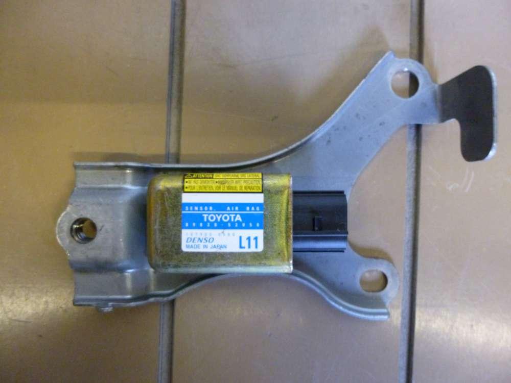 Toyota Yaris Verso   Airbagsensor Sensor links 89830-52050 187900-0580  DENSO