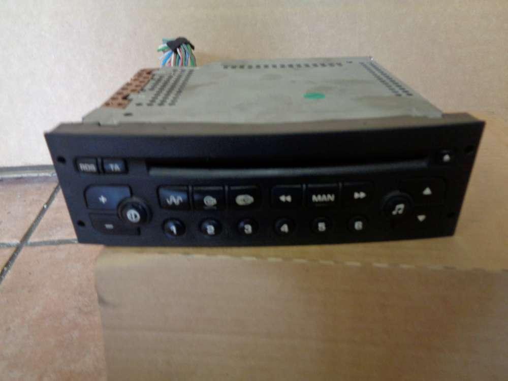 Peugeot 307 Radio mit CD Player Model No: PSARCD100-04 96545978XT00