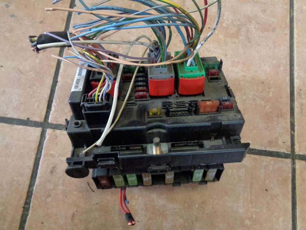 Peugeot 307 Sicherungskasten Zentralelektrik 9650664080