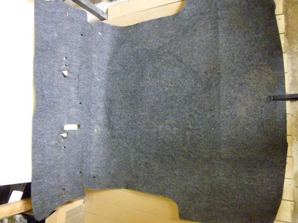 Skoda Octavia Limousine   Bodenbelag Teppich Kofferraum