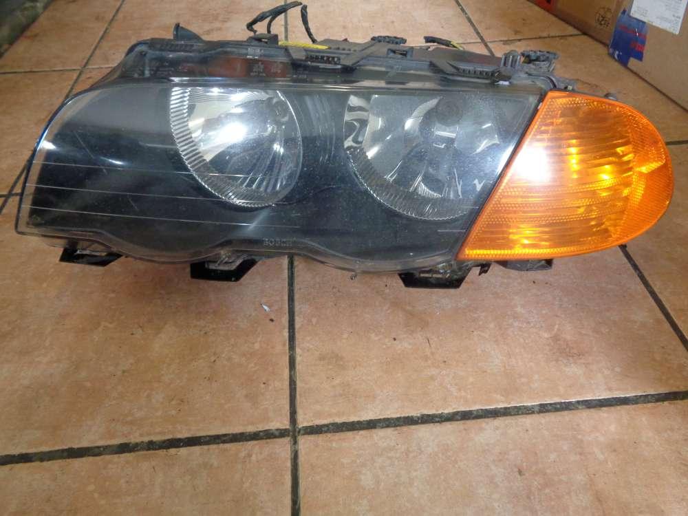BMW 318i E46 Bj:2000 Scheinwerfer Links 0301089205