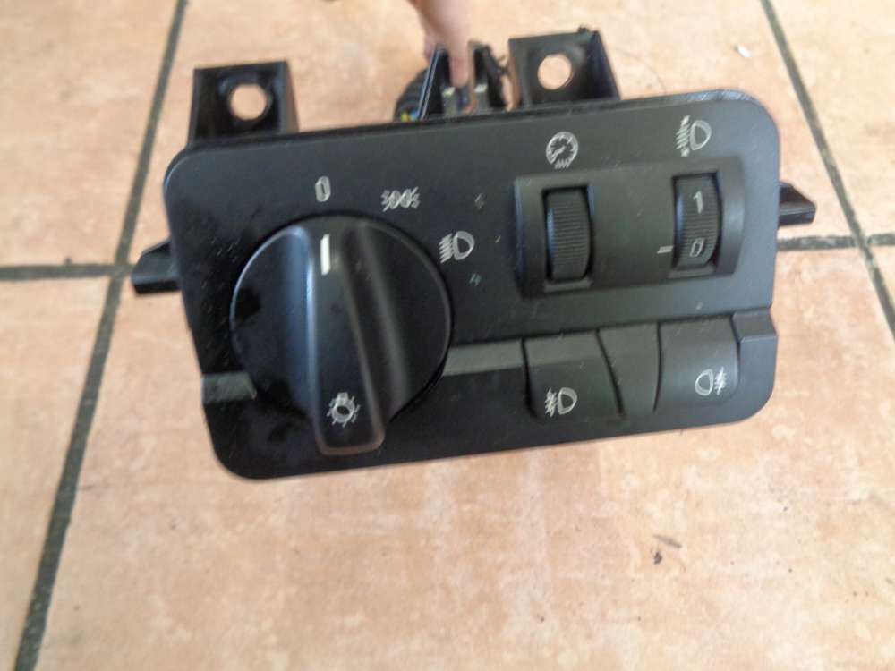 BMW 318i E46 Bj:2000 Schalter Licht Lichtschalter 4108586