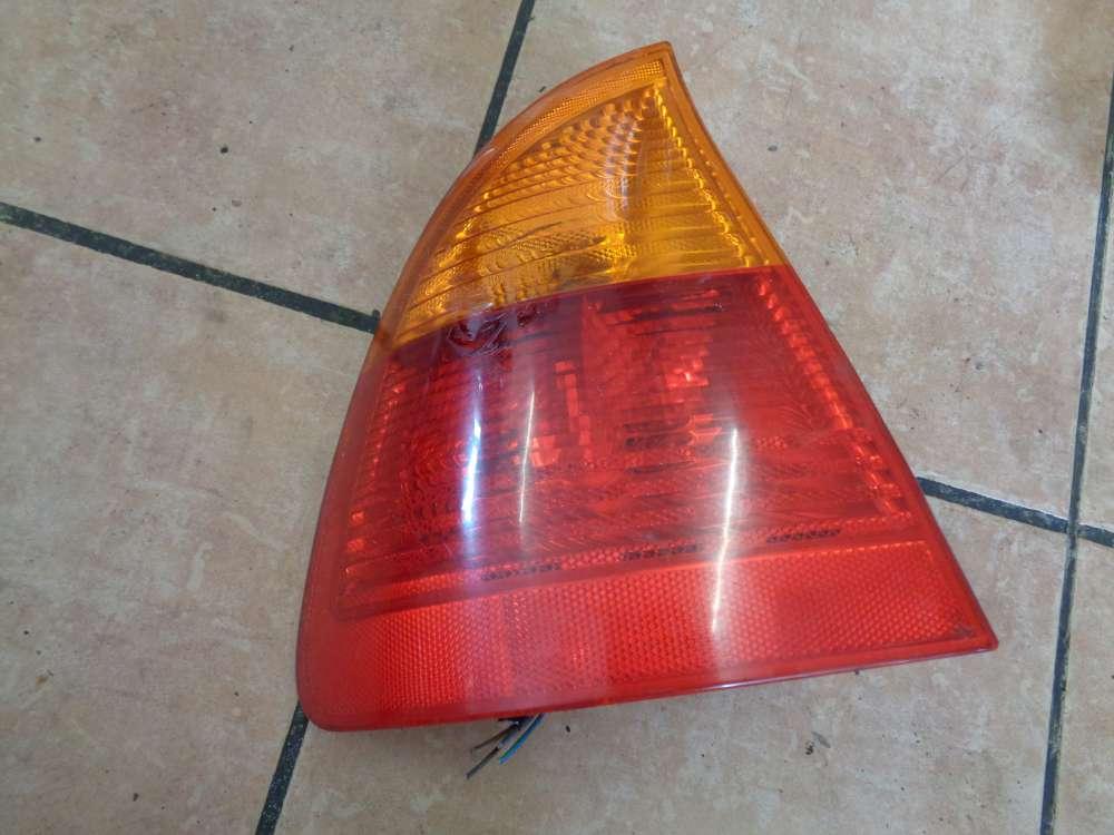 BMW 318i E46 Bj:2000 Heckleuchte Rücklicht Rückleuchte Links 8368757