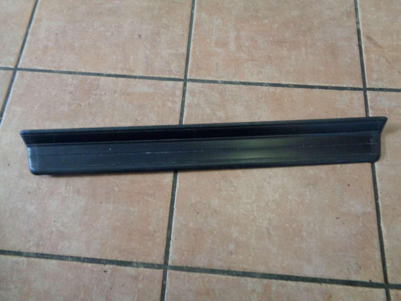 BMW 318i E46 Verkleidung Einstiegsleiste Vorne Links 8196129