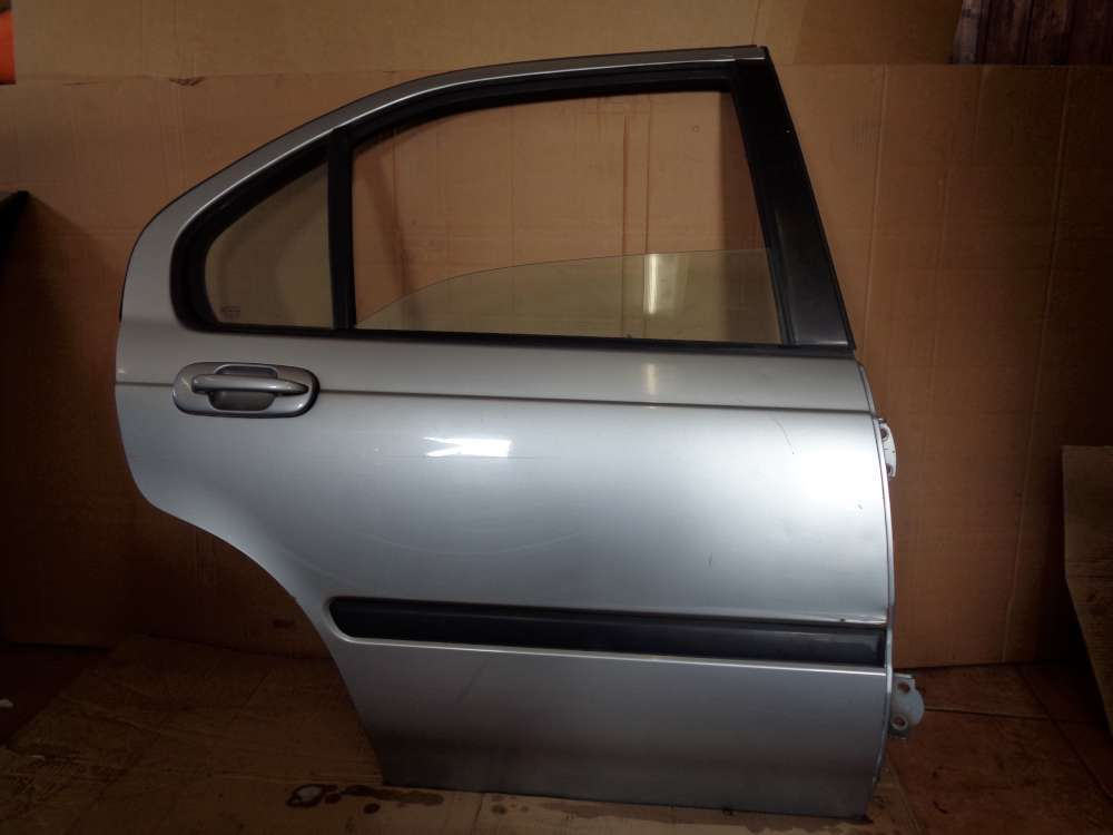 Honda Civic MA8 Tür Hinten Rechts Grau / Silber