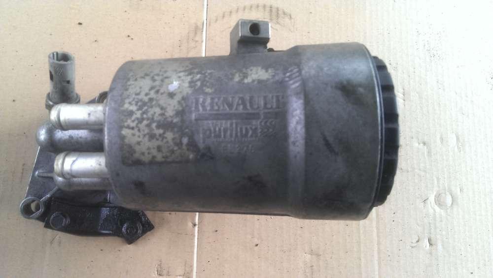 Renault Espace 4 IV Ölfliterhalter Ölfiltergehäüse Purflux FL270