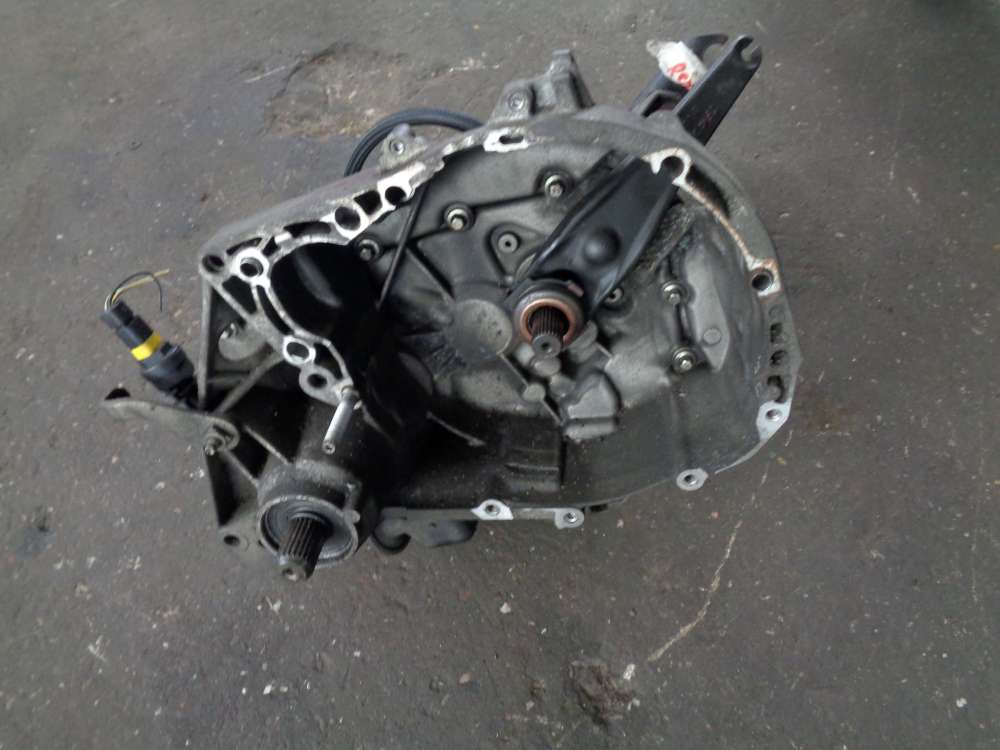 Renault Kangoo KC Bj:2007 Getriebe Schaltgetriebe 91164km 7701723241