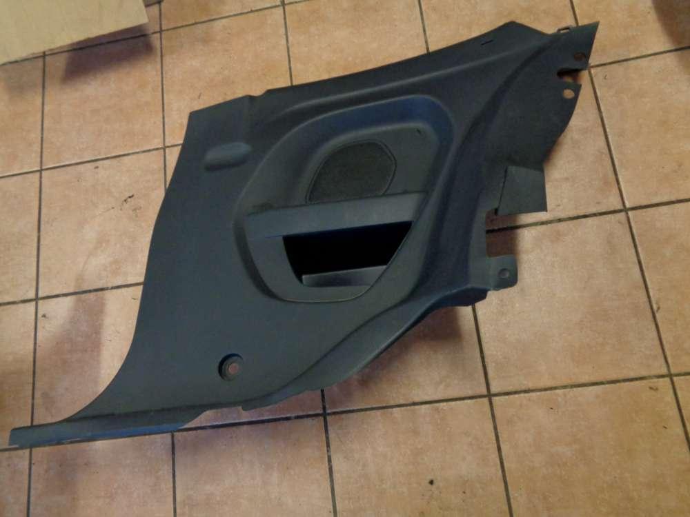Ford Fiesta VI Seitenverkleidung Hinten Rechts 8A61-B31012